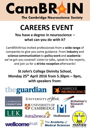 CamBRAIN careers event_final